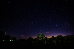 Stars over River (aga_tag) Tags: night star stars parys south africa superwide