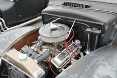 1940 Ford Power (bballchico) Tags: 1940 ford pickuptruck goodguys carshow 1940s ratbastardscarshow ratbastardscc engine 206 washingtonstate