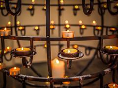Prayer Candles (TheSimonBarrett) Tags: iceland lveldi sland
