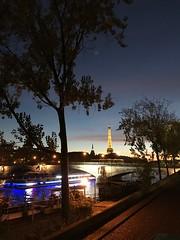 Paris 30 octobre 2016 (y.caradec) Tags: iphone iphone7 iphone7plus paris france europe eiffel eiffeltower toureiffel tour tower monument