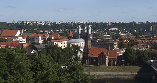 Kaunas - Iglesia de la Asunción de la Virgen María