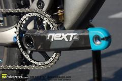 Yeti55Complete5 (The Bike Company) Tags: yeti cycles bicycles mountain bike carbon turq 55 29er complete bikeco custom build chrisking nox purposebuiltwheels