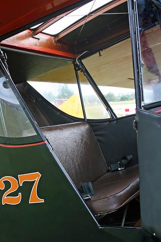 Mono Aircraft Monocoupe 70 (N6731) (NC6731) Cabin