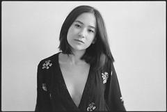 May Lee iii (MY ANALOG DIARY // by Shay Segev) Tags: may lee shay segev film 35mm studio filmsnotdead