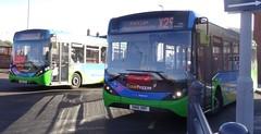 King's Lynn (Andrew Stopford) Tags: sn16org sn16orf adl enviro200 mmc stagecoach kingslynn coasthopper