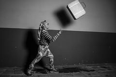 _DSC0314-2 (pckojonguitud) Tags: lunabathory clowns blackandwhite blancoynegro payazos mimos