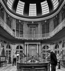 Haarlem  Teylers museum (peterpj) Tags: haarlem museum teylers ovalroom duch sony a6300 mirorless