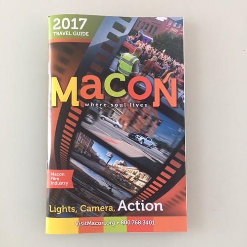 2017 Macon Travel Guide