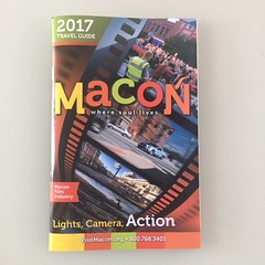 2017 Macon Travel Guide