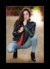 Lorena (Alejandro Zeren Homs) Tags: lorena simpatia retrato planocompleto naturalidad fuerza belleza alejandrozerenhoms