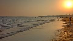 Zeyton Beach - Qeshm Island (daniyal62) Tags: zeyton beach qeshm island iran sunset sea landscape
