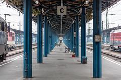 10.11.16 | Tunnel of Girders (Jamie A. Hunter) Tags: canon canoneos5ds canonphotography canoninc eos 5ds 50mp ef24105mmf4lisusm usm 24105mm travel austria osterreich osterreichesbundesbahn austrianstaterailways mavstart ceskedrahy czechrepublic czechia hungary budapest prague trains railways stations siemens taurus es64u es64u2 es64u4 vectron pinzgauerlokalbahn zellamsee salzburg krimml krimmlerwassefalle