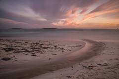 ar frout (fubu.flemm) Tags: bretagne mer bordedemer paysage longexposure sable nuages rivière