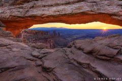 In a Moment (James Neeley) Tags: mesaarch canyonlands cnp sunrise jamesneeley