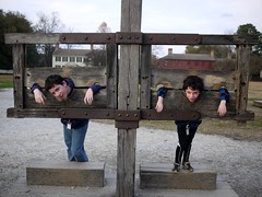 pillory (.michael.newman.) Tags: leo noah pillory williamsburg virginia