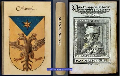 Scanderbegvs in Google books.