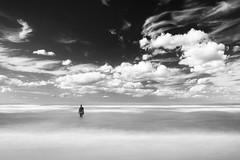 Crosby Sands (mirkl) Tags: crosby sands antony gormley