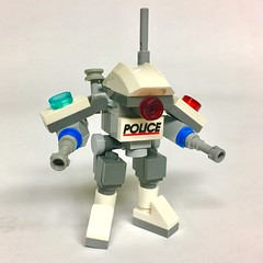 Cop Bot (Buster) Tags: lego moc space starfighter spaceship starship star fighter swoosher spaceadventureplayset