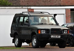 L326 ART (1) (Nivek.Old.Gold) Tags: 1993 land rover discovery tdi 5door 2495cc