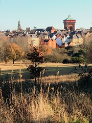 Colchester from Hilly Fields ((JLB)) Tags: hillyfields england colchester
