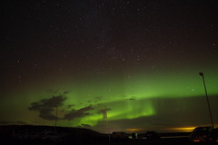 Hella, Iceland 9 (lolamorena) Tags: borealis nothern lights iceland hella hotel ranga night sky star starry green stunning north winter cold