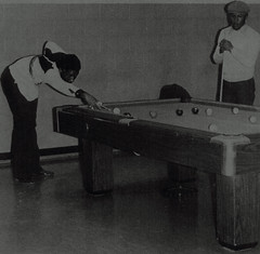 Pool Hall (~ Lone Wadi Archives ~) Tags: pool billiards poolhall indoors retro 1970s blackpeople africanamerican