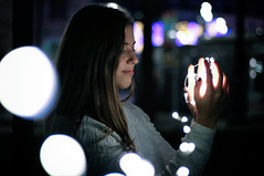 Lights! (ChuChography) Tags: lights led leds light backlight bokeh bokehlicious