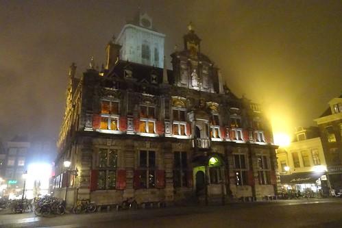 20161229 41 Delft - Markt - Stadhuis