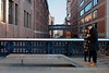 West Fifteenth Street (Eddie C3) Tags: newyorkcity nycparks manhattan chelsea nyc friendsofthehighline parks highlinepark benches people happypeople highlinepeelupbench