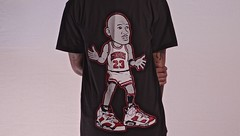The Shrug (ChicagoAintCool) Tags: street chris music usa chicago west fashion basketball james michael illinois clothing midwest gear wear crack clothes jordan lee spike hiphop rap michaeljordan lebron lebronjames spikelee kanyewest kanye genesus genesus1991 chriscrack