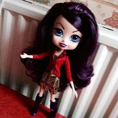 Because I like the view (MyMonsterHighWorld) Tags: girls london monster club high wolf doll tour brayden style clothes pack beatrix premium mattel popstar the clawdia