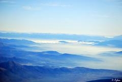 Yksekler - High altitudes (oozhan) Tags: mountains nature clouds trkiye bulutlar dalar airshot doa tabiat airphotos