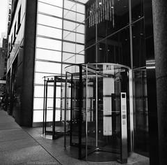 Revolving Doors - New Yor