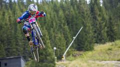 rachel atherton (phunkt.com™) Tags: world mountain bike norway race championship champs keith valentine downhill uci 2014 hafjell phunkt phunktcom