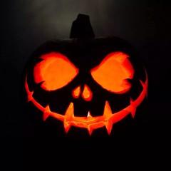 Halloween (nfaraldos) Tags: halloween pumpkin jack negro homemade calabaza nightmarebeforechristmas pesadillaantesdenavidad casera hechoamano clavebaja