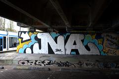 graffiti (wojofoto) Tags: amsterdam graffiti wojofoto hof amsterdamsebrug flevopark na wolfgangjosten nederland netherland holland