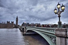 Westminster Palace and bridge. (Chris Firth of Wakey.) Tags: london housesofparliament westminsterbridge