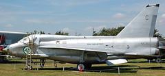 Lightning 55-713 (707-348C) Tags: lightning 55713 rsaf saudi museum fighter jetfighter exwarton preserved zf598 coventry royalsaudiairforce englishelectric britishaerospace bae