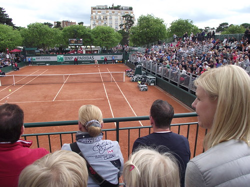 Anke Huber - Roland Garros 2014 - Anke Huber