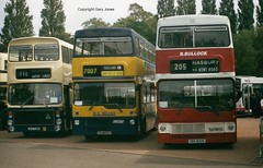 4738, 7007 & 6832 (onthebeast) Tags: park west circle volvo hill rally cannon ailsa outer bom mk sda midlands metrobus mcw jov pte 6832 4738 7007 7v i wmpte 832s 738p