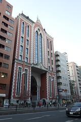 East Gate, Keio University DSC01143 (Bokuya) Tags: building japan architecture tokyo university keiouniversity