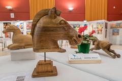 Salon des arts 2014 (Pierre ESTEFFE Photo d'Art) Tags: sculpture france art photo dessin peinture salon pithiviers loiret45