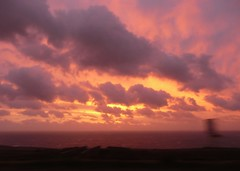 Sunrise from the Bus to Work (chdphd) Tags: sunrise aberdeenshire stonehaven aber kincardineshire
