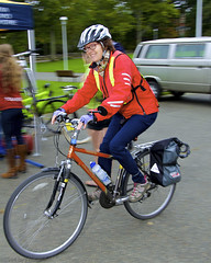 Mikado on the Quad (jehvicvbc) Tags: bicycle nikon mikado biketoworkday remoteflash universityofvictoria offcameraflash sc29 18200mmvr d7000 sb700