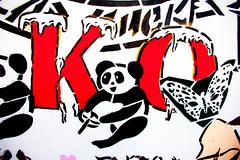 Pando (Thomas Hawk) Tags: usa graffiti stencil mural panda unitedstates florida miami unitedstatesofamerica aiko wynwood ladyaiko wynwoodwalls thewynwoodwalls