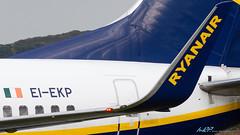 EI-EKP B737-8AS Ryanair (kw2p) Tags: canon aircraft boeing ryanair prestwickairport egpk canoneos7d b7378as eiekp kennywilliamson egpkpik kw2p cn350283199