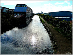Liverpool canal (exacta2a) Tags: buildings canals factories contrejoure liverpoolmerseyside