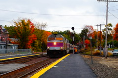 MBTA (Littlerailroader) Tags: railroad train publictransportation massachusetts trains transportation locomotive mbta trainspotting locomotives railroads ayer mbcr passengertrains railfans ayermassachusetts