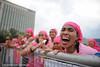 DSC_5325 (Carl Anthony Acero Photography) Tags: world city pink october photographer sm class guinness human carl record cebu anthony ribbon largest acero 2014 zumba