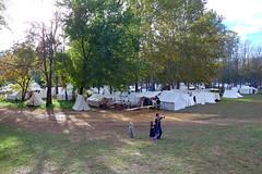 Mississinewa 1812 (wrg4ever) Tags: camp history military rifle indiana battle british militia reenactment reenactor 1812 flintlock d40 historicclothing mississinewa marionindiana historiccostume whiteriverguard